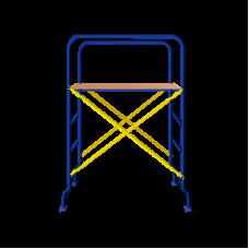 Подмости Мастерок 1 (рабочая высота 3,1м)